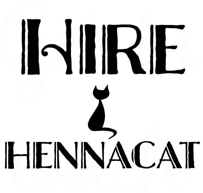 Book Hennacat (Shropshire)